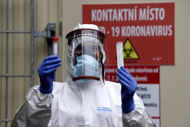 Coronavirus.- República Checa pedirá una prueba negativa o cuarentena a quienes