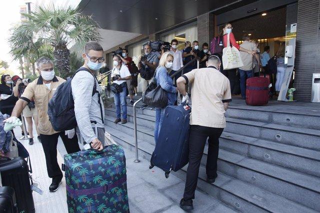 Coronavirus.- Alemania estudia emitir una recomendación de no viajar a Baleares