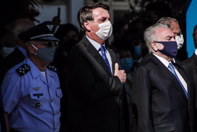 Brasil.- La popularidad de Bolsonaro alcanza niveles inéditos desde el inicio de