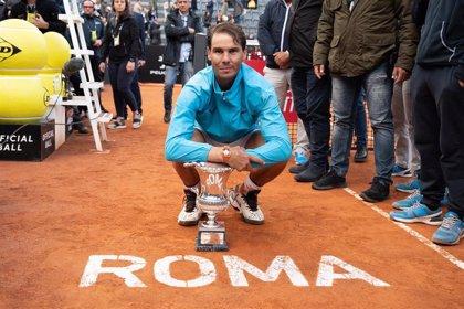 La ATP adelanta una semana el Masters 1.000 de Roma y cancela las Next Gen ATP Finals