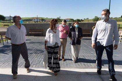 Empiezan los traslados de personas dependientes con Covid a la residencia de Suances