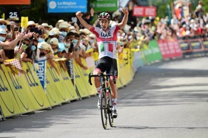 Formolo gana la tercera etapa del Dauphiné y Roglic afianza su liderato