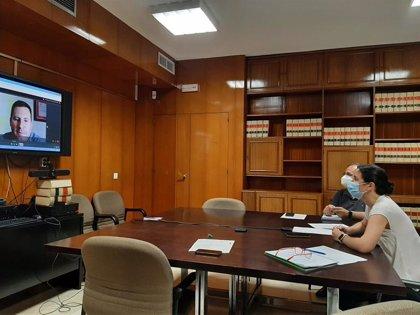 La Junta traslada al Ayuntamiento de Peñarroya el acuerdo para finalizar la rehabilitación del Consistorio