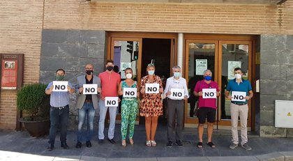 """Alcaldes del PP en la Alpujarra de Granada muestran su rechazo """"más absoluto"""" al decreto de remanentes"""
