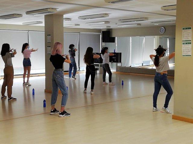 Taller de K-Pop en la Casa de la Juventud de Pamplona
