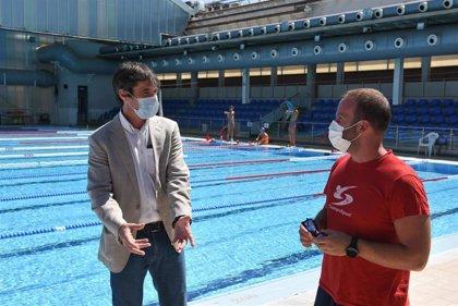 Reabre la piscina de Hytasa en Sevilla tras su desinfección integral, motivada por el positivo de un monitor
