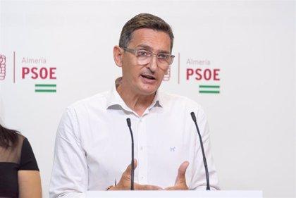 """PSOE ve """"inaudito"""" que Casado y Moreno organicen un acto de partido en Almería """"en plena explosión del coronavirus"""""""