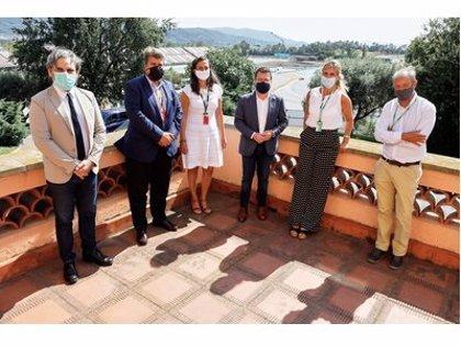 Aragonès se reúne con la nueva cúpula directiva del Circuit deCatalunya