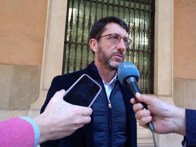El presidente de El PI, Antoni Amengual.