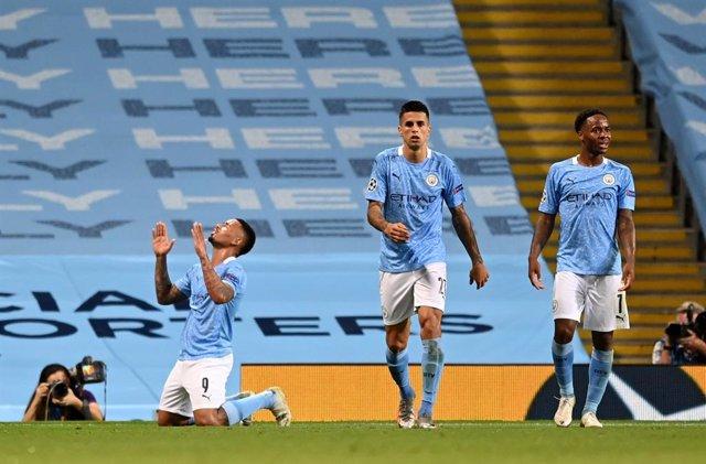 Fútbol/Champions.- Previa del Manchester City - Olympique Lyon