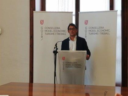 Negueruela insiste en que el Govern trabajará con los mercados turísticos para reforzar la seguridad