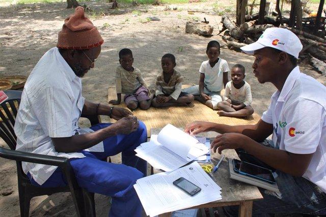 """La reducción del 85% de los casos de malaria ha sido el resultado del """"Proyecto Magude"""" de la Alianza Mozambiqueña para la Eliminación de la Malaria (MALTEM) impulsada por la Fundación """"la Caixa"""", y coordinada por ISGlobal"""
