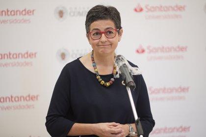 """González Laya no considera una """"cuestión política"""" la decisión de Alemania e insiste en que """"los rebrotes son la norma"""""""