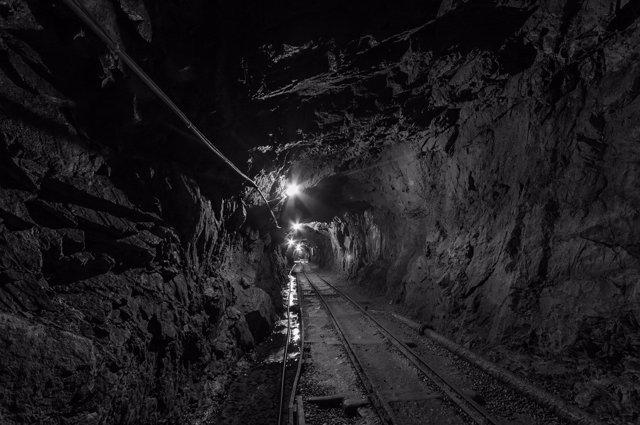 Imagen de archivo de una mina en Colombia.