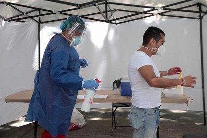 Coronavirus.- México supera los 510.000 casos de coronavirus con 5.600 nuevos positivos