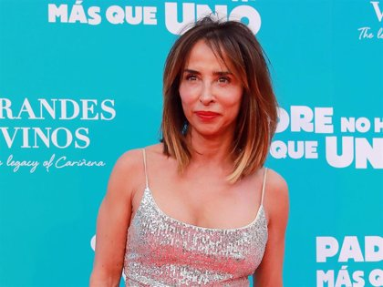 María Patiño cumple 49 años convertida en un animal televisivo