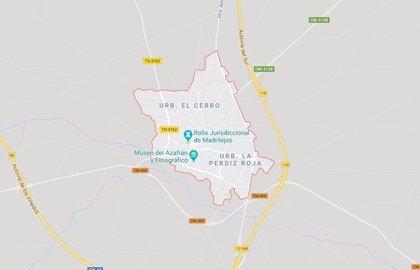 Cinco heridos, cuatro de ellos menores, tras la salida de vía de un turismo en Madridejos