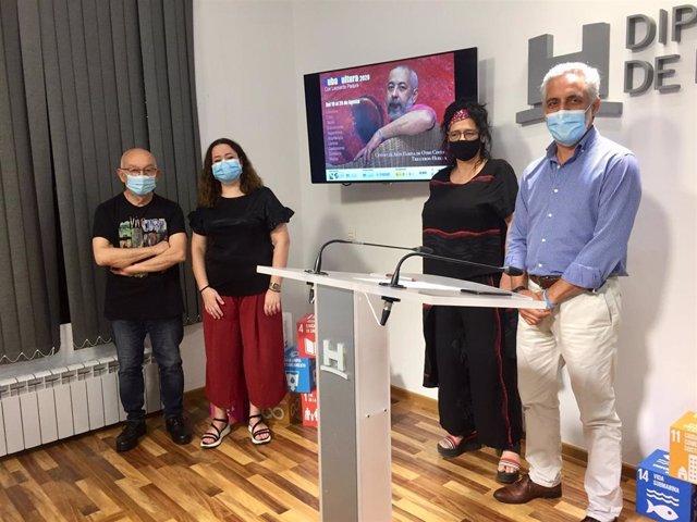 """Huelva.- CubaCultura 2020 homenajea al escritor Leonardo Padura con una """"amplia programación"""" para las noches de agosto"""