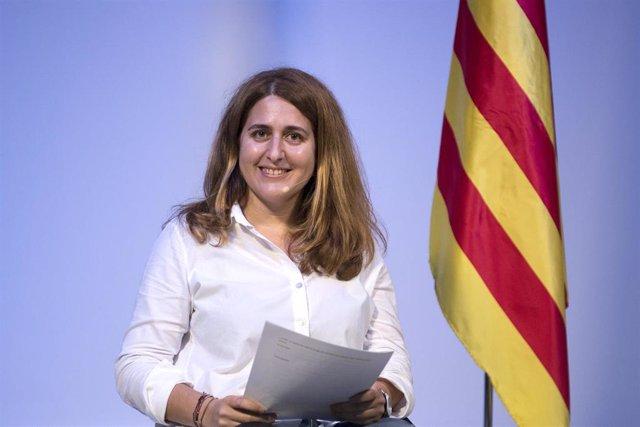 La excoordinadora general del PDeCAT, Marta Pascal