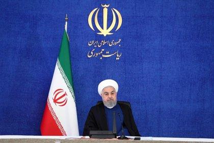 """Rohani celebra la """"humillante derrota"""" del plan de EEUU para prorrogar el embargo de armas a Irán"""
