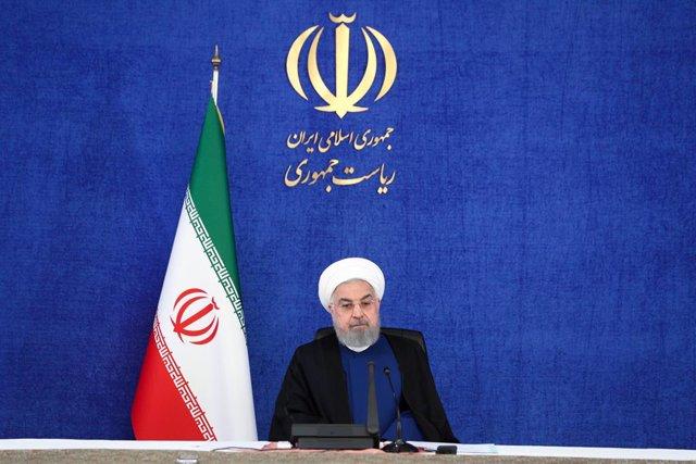 """Irán.- Rohani celebra la """"humillante derrota"""" del plan de EEUU para prorrogar el"""