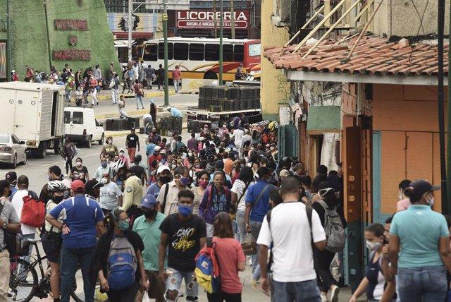 """Venezuela.- Guaidó agradece el apoyo internacional frente a la """"farsa"""" electoral"""