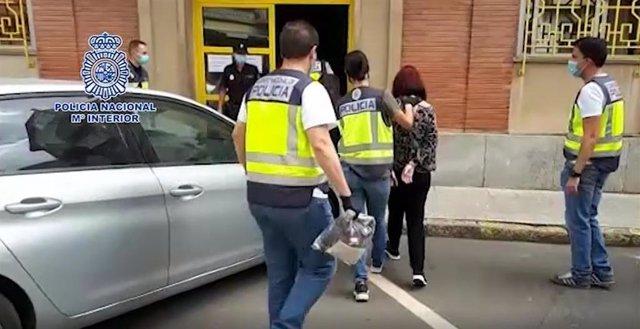Detención en Jaca por el presunto asesinato de una mujer con discapacidad