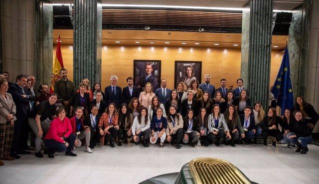 Fútbol.- El BOE publica el primer Convenio Colectivo del fútbol femenino