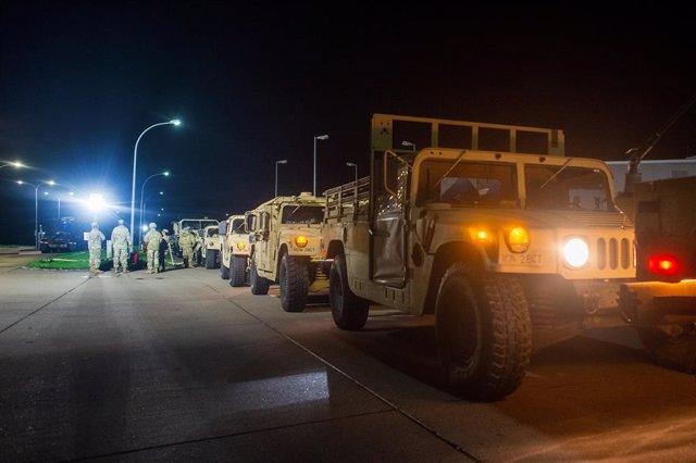 Polonia/EEUU.- EEUU convierte a Polonia en puntal de su presencia militar europe