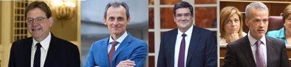 PP denuncia ante Justicia a Puig, Duque, Escrivá y exministro Camacho por no usar mascarilla en una fotografía en Xàbia