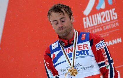 El campeón olímpico noruego Petter Northug, investigado por exceso de velocidad y posesión de drogas