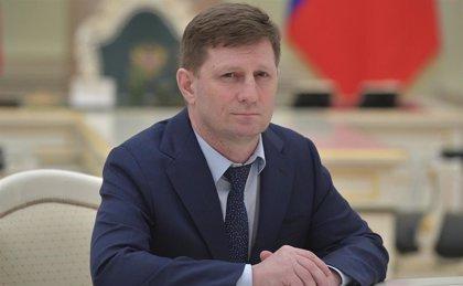 Miles de personas vuelven a protestar en el este de Rusia por el arresto de un gobernador local