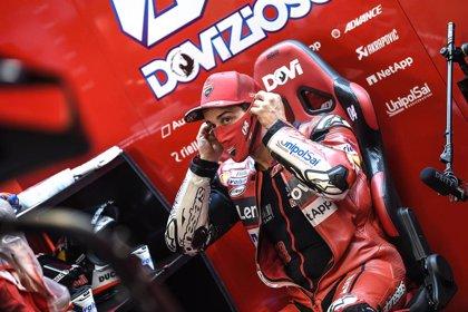 Dovizioso no continuará con Ducati en 2021
