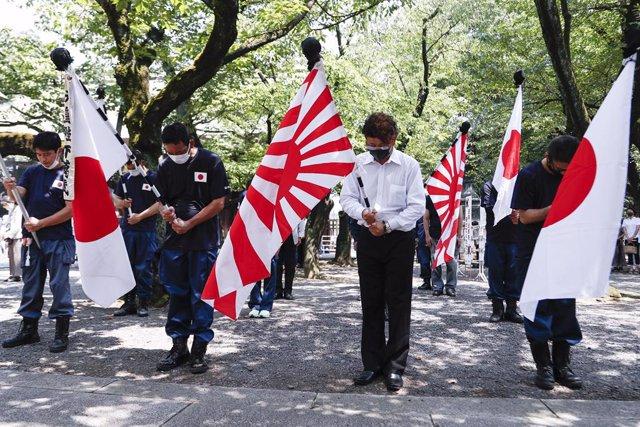 Japón.- Corea del Sur protesta por la reanudación de las ofrendas ministeriales