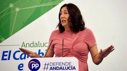 """Loles López (PP): """"La opacidad, los recortes sanitarios y la mala gestión acabaron en la Junta cuando salió Susana Díaz"""""""