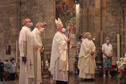 """Obispo de Bilbao pide responder con """"responsabilidad y generosidad a lo que las autoridades nos proponen"""""""