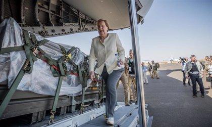 Merkel avisa de un empeoramiento de las emergencias humanitarias en todo el mundo