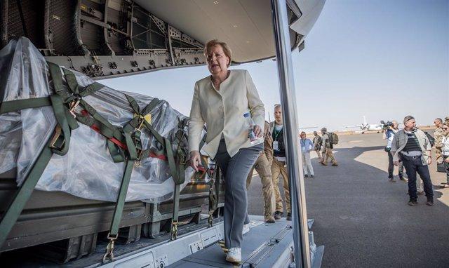 Alemania.- Merkel avisa de un empeoramiento de las emergencias humanitarias en t