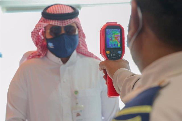 Coronavirus.- Arabia Saudí rebasa los 100.000 contagios por coronavirus en medio