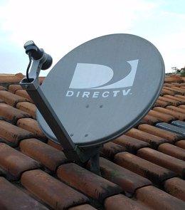 Antena televisión DirecTV