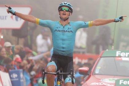 Fuglsang gana Lombardía con dura caída para Evenepoel
