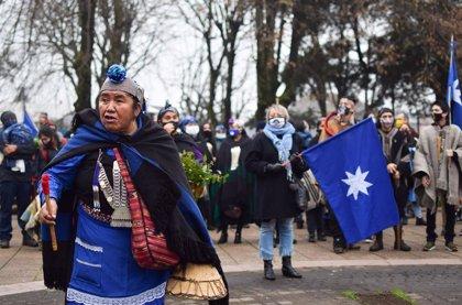 Chile.- Un equipo de la ONU atiende las quejas de los mapuches desahuciados y acosados en Chile