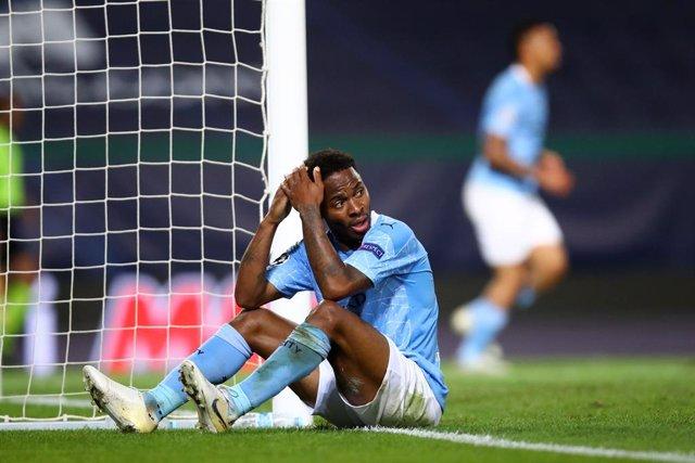 Fútbol/Champions.- Crónica del Manchester City - Olympique Lyon, 1-3