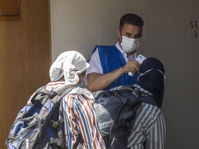 Coronavirus.- Marruecos confirma un récord de 1.776 contagios en 24 horas y supe
