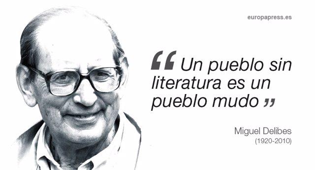 Recurso de Miguel Delibes