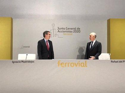 Rafael del Pino libera cerca de 800 millones de euros en acciones de Ferrovial
