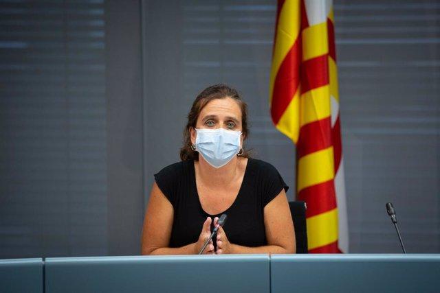 La regidor de Salut de l'Ajuntament de Barcelona, Gemma Tarafa