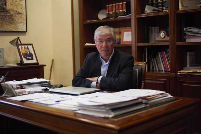 El alcalde de Illescas, José Manuel Tofiño, en entrevista con Europa Press (2)