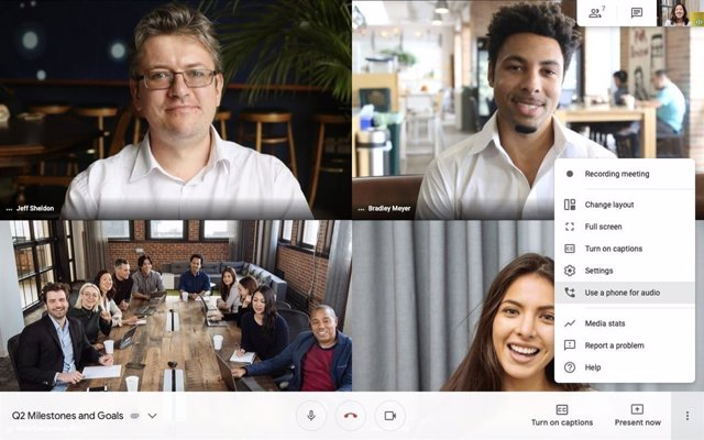 Google planea unir sus apps de videollamadas Meet y Duo, según 9to5 Google