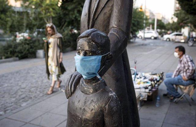Coronavirus.- Irán supera los 345.000 positivos por coronavirus